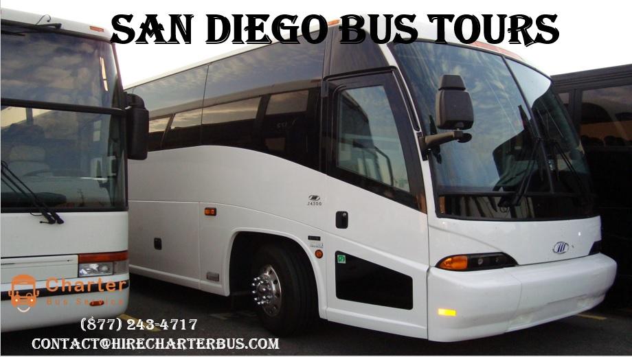 Bus Rentals San Diego