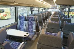 Etiquette Tips While on a Charter Bus