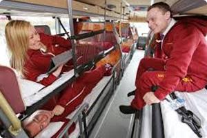 best charter bus rental