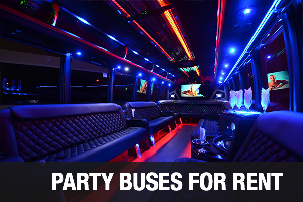 Indianapolis Party Bus Rental