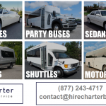 Hire Charter Buses