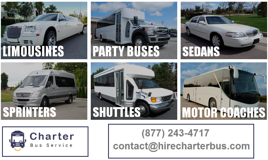 Pittsburg Bus Rental Service