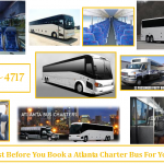 Atlanta Charter Bus Rental Services