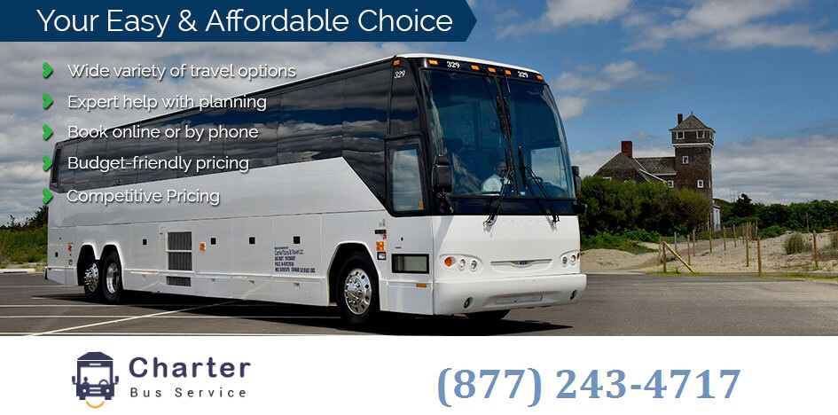 Miami Charter Bus Services