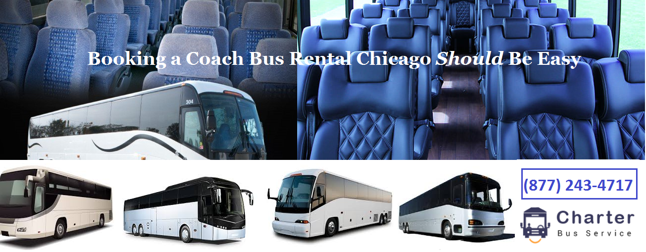 Booking a Coach Bus Rental Chicago Should Be Easy