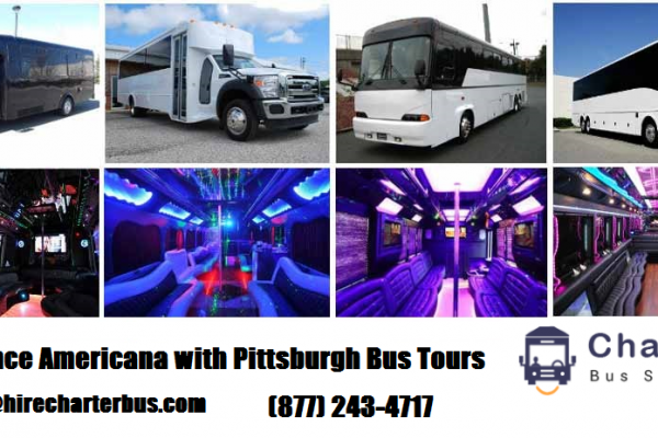 Pittsburgh Charter Bus Rental