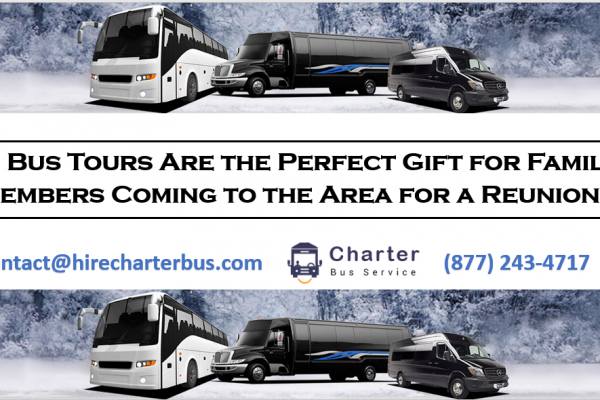 Washington DC Charter Bus Company