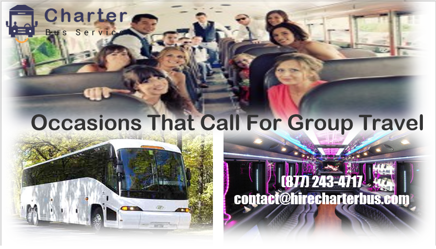 Occasions That Call For Group Travel