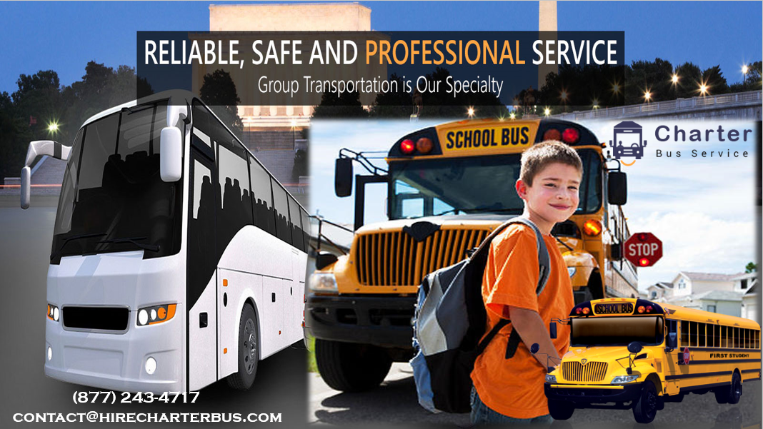 School Bus Rental Near me