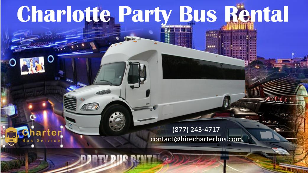 Charlotte Bus Rentals