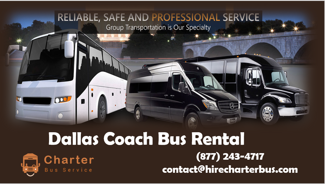 Dallas Charter Bus