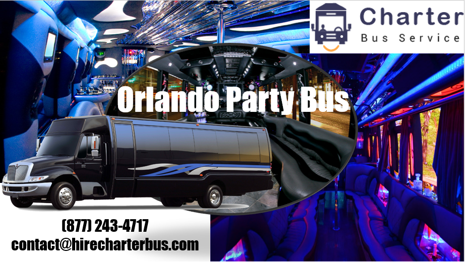 Orlando Party Bus Rental