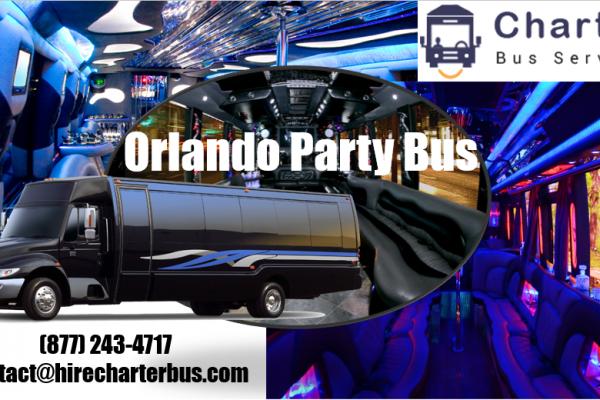 Orlando Party Bus Rental