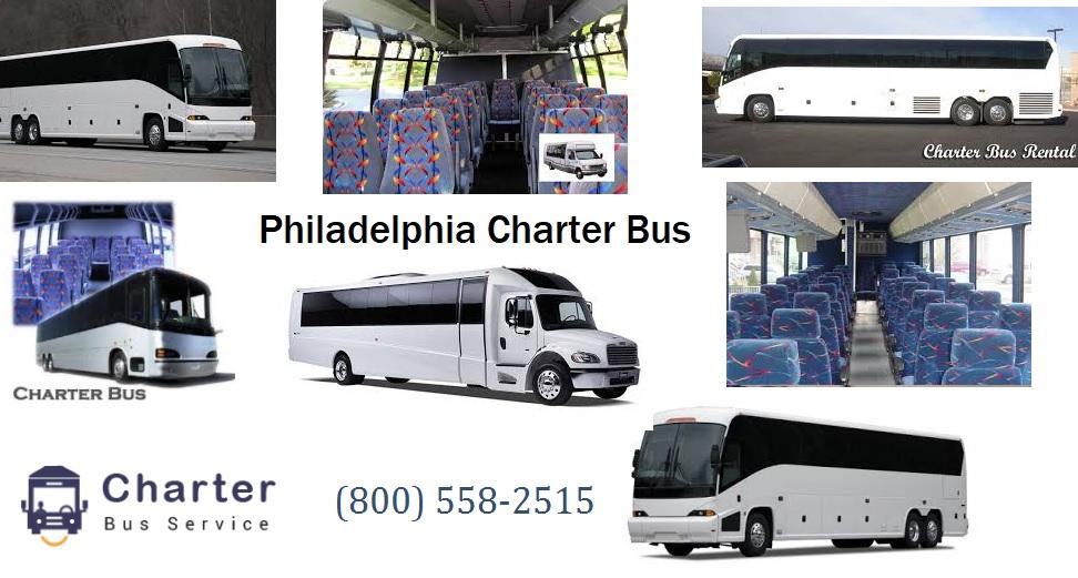 Charter Bus Rental Philadelphia