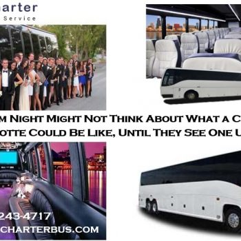 Charter Bus in Charlotte