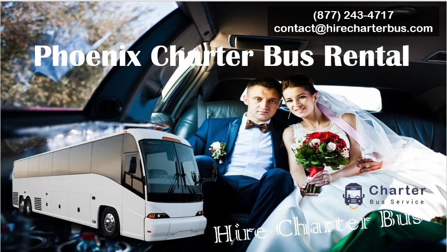Charter Bus Phoenix