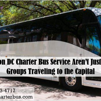 DC Motor Coach Rentals