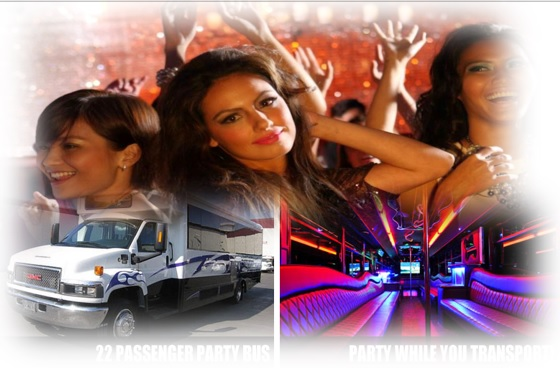 Affordable Party Buses Near Me