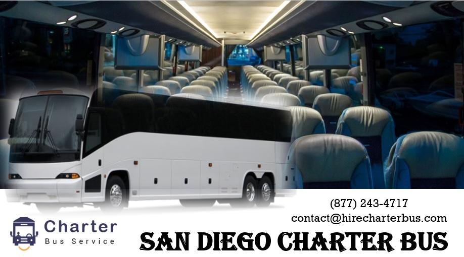 Charter Bus San Diego