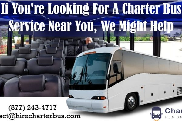 Charter Bus Service Near You