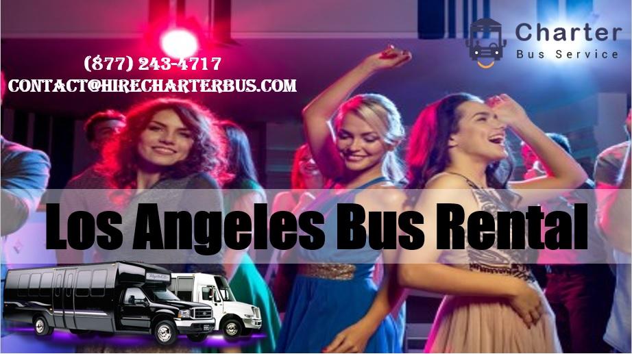 Los Angeles Bus Rentas