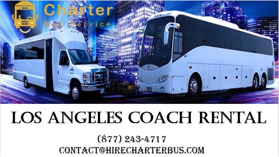 Los Angeles Coach Rentals