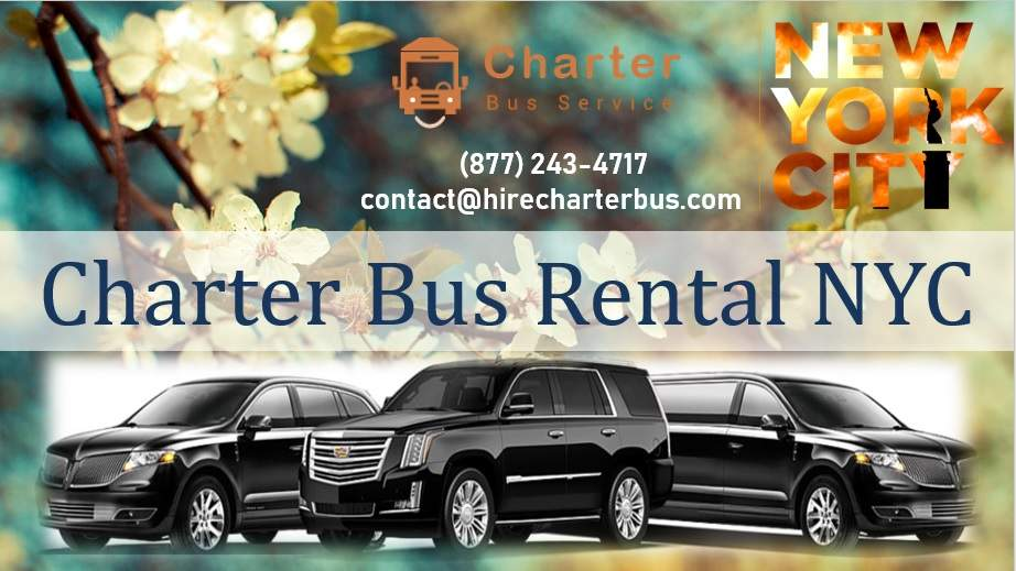 NYC Charter Bus Rental