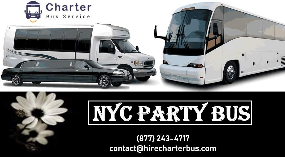 NYC Party Bus Rentals