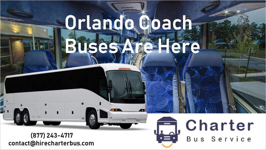 Orlando Coach Buses Are Here
