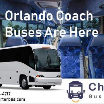 Coach bus Orlando