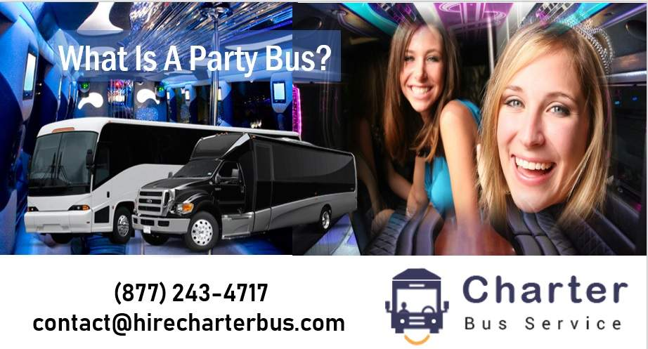 Party Bus Rentals Near You