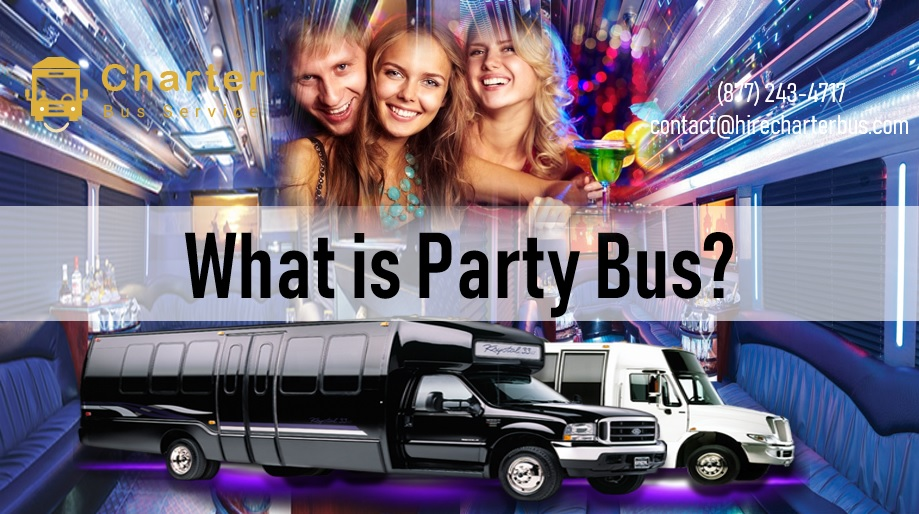 Party Bus Services Near Me