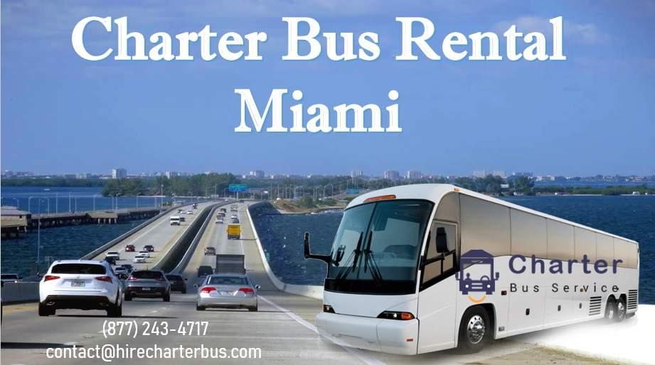 Miami Charter Bus