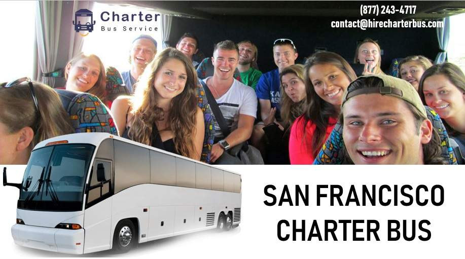 San Francisco Charter Bus Hire