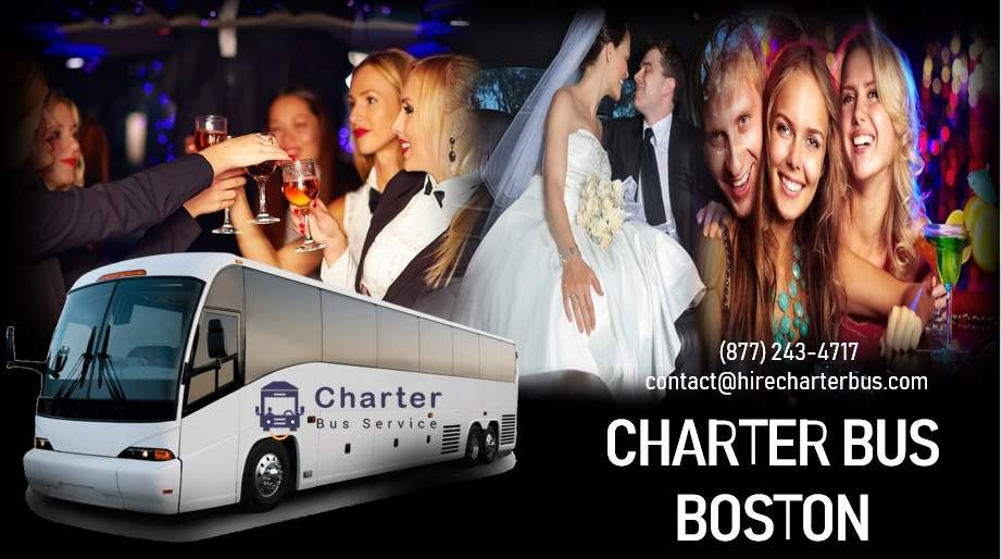 charter bus rental Boston