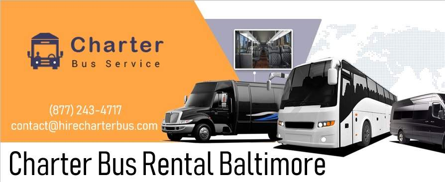 Charter Bus Rentals Baltimore