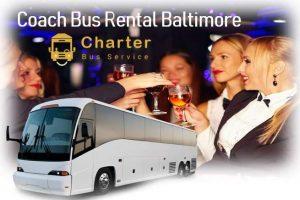 Baltimore Charter Buses