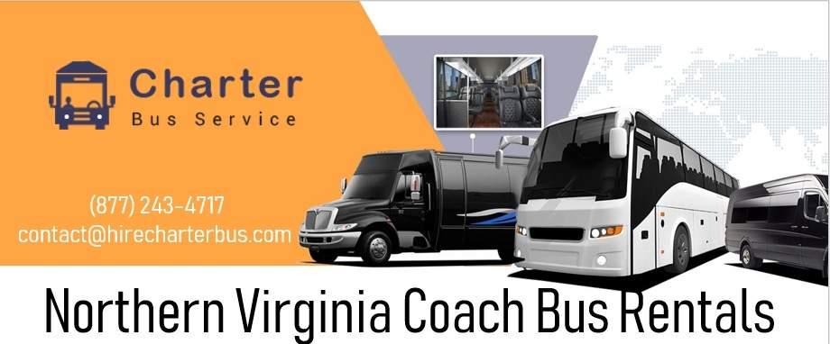 Northern Virginia Charter Bus Rentals
