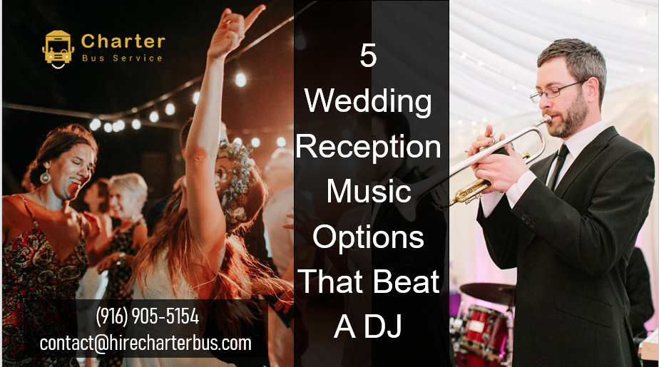 5 Better Alternatives for Booking an Average Wedding DJ
