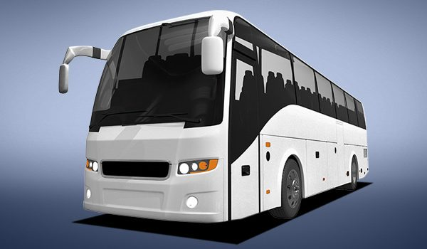 The cheapest way to arrive in a Charter Bus DC