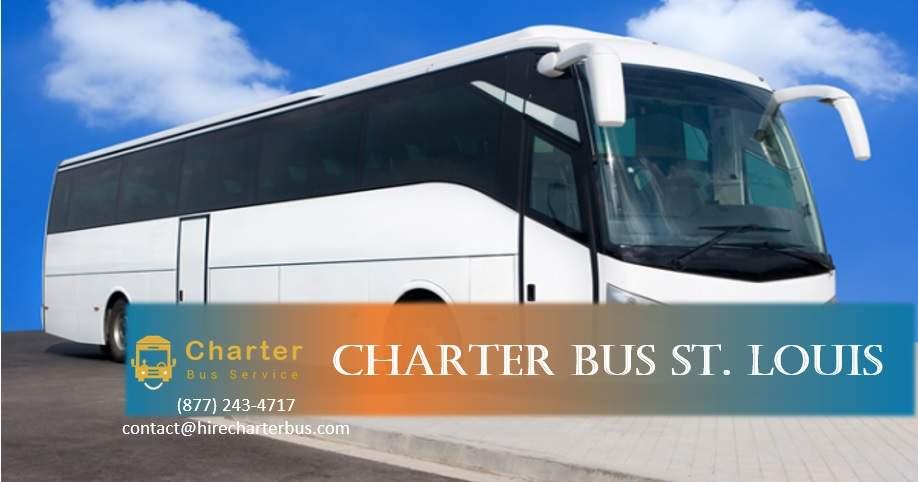 Charter Bus Rental St. Louis