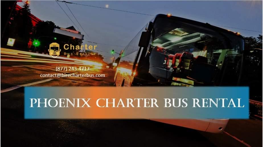 Phoenix Charter Bus