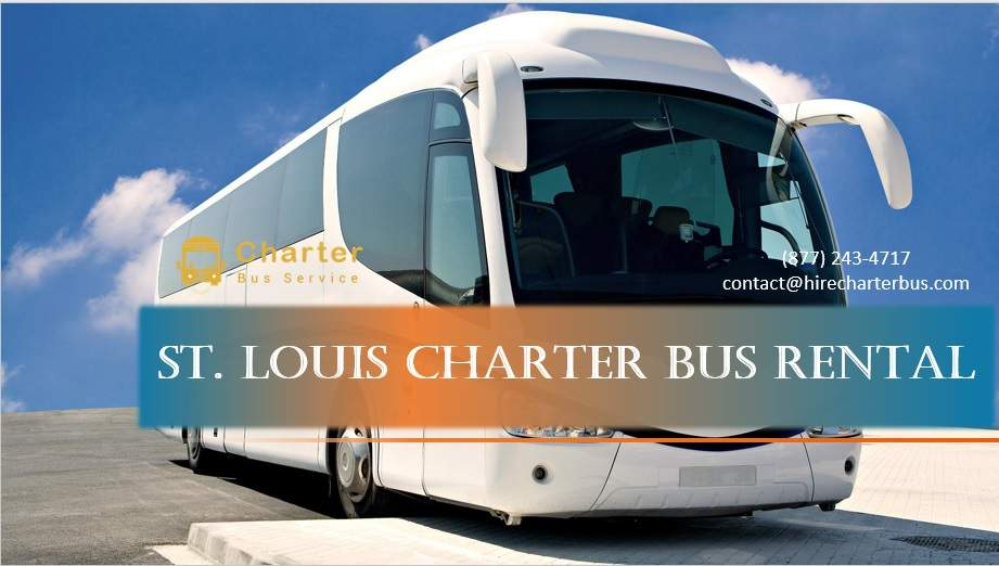 St. Louis Charter Bus Rentals