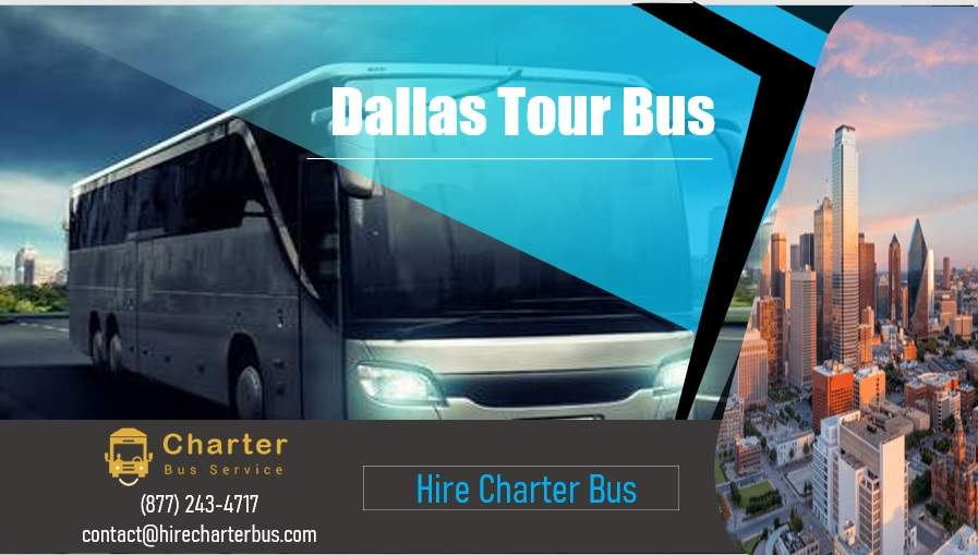 Dallas Tour Buses