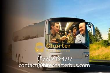 Cheap Charter Bus Company