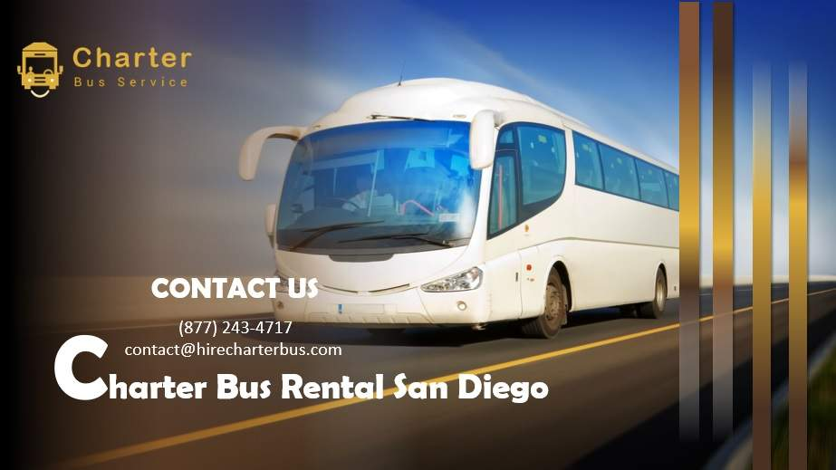 Charter Bus San Diego