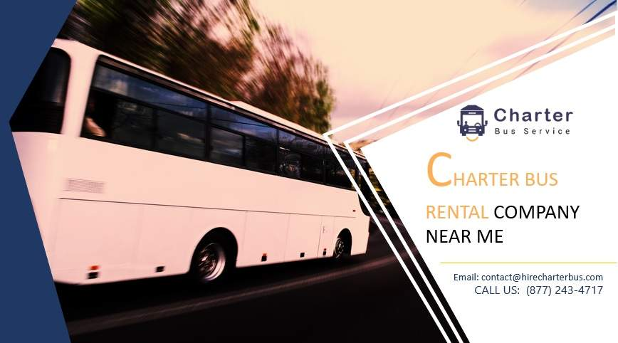 Charter Bus Service Near Me