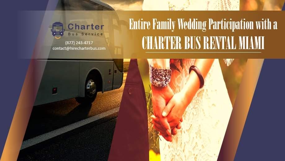 Charter Bus Rental Miami