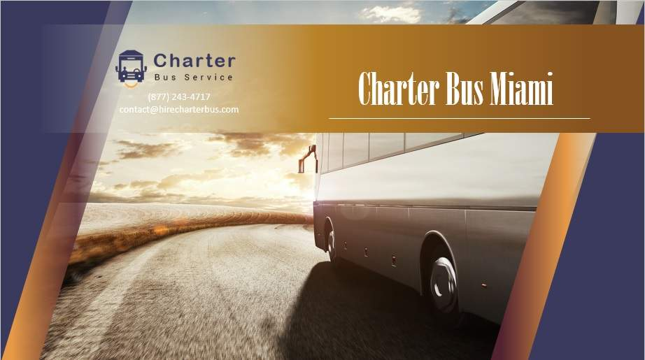 Wedding Participation - Charter Bus Miami