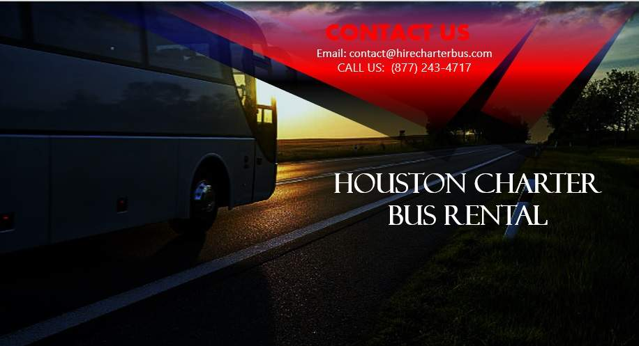 Houston Charter Bus Rentals